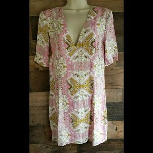 Free People Dress Size 8 Pink nwt
